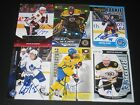 """TYLER RANDELL autographed '15/16 BOSTON BRUINS """"O-Pee-Chee"""" rookie card"""