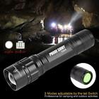 2000 LM Zoomable Q5 LED Flashlight Torch Super Bright Light 18650 Lamp RR