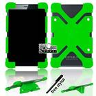 Bumper Silicone Stand Cover Case For Various 7