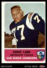 1962 Fleer #86 Ernie Ladd Chargers Grambling 4 - VG/EX $36.0 USD on eBay