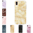 Marble Mobile Phone Case Creative Airbag Bracket Protective Cover For ipone6/7/8