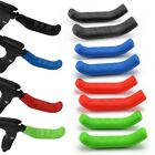 2PCS Bicycle Brake Handle Silicone Sleeve Bike Brake Lever Protection Cover