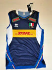 ERREA FIPAV DHL SHIRT AUTHENTIC VOLLEYBALL ITALY JERSEY MAN ITALY VOLLEYBALL /25