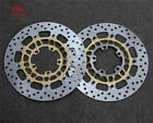 Floating Front Brake Disc Rotor For Triumph Daytona 600 650 675 Motorcycle New $166.23 USD on eBay
