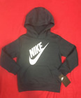 Nike Futura Toddler Boy' Fleece Pullover Hoodie Sz 2T 3T 4T Grey  Red Navy Black