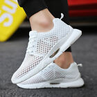 Mens Breathable Sneakers Running Shoes Mesh Lightweight Fashion Gym Outdoor