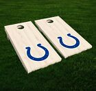 Indianapolis Colts Cornhole Decal Vinyl NFL Football Car Wall Set of 2 GL13 $19.95 USD on eBay