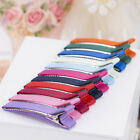 5PCS Hair Clips Alligator Hair Pins Women Girls Jewelry Acce
