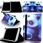 "FOLIO LEATHER STAND CASE COVER For Various 10"" Prestigio MultiPad Tablet + Pen"