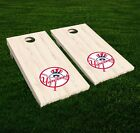 New York Yankees Cornhole Decal Vinyl MLB Baseball Car Wall Set of 2 GL41 on Ebay