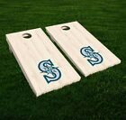 Seattle Mariners Cornhole Decal Vinyl MLB Baseball Car Wall Set of 2 GL43 on Ebay