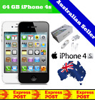 (NEW & SEALED) Apple iPhone 4s Smartphone | Unlocked | 1 Year Warranty | 64GB