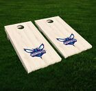 Charlotte Hornets Cornhole Decal Vinyl NBA Basketball Car Wall Set of 2 GL65 on eBay