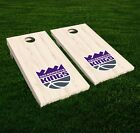 Sacramento Kings Cornhole Decal Vinyl NBA Basketball Car Wall Set of 2 GL87 on eBay