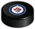 Winnipeg Jets Symbol NHL Logo Hockey Puck Car Bumper Sticker  -9'',12'' or 14'' $13.99 USD on eBay