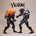 "US! Marvel Univers Spider-Man Venom PVC Action Figure Collectible 6"" Model Toy"
