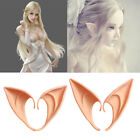 Внешний вид - 1 Pair Latex Elf Ears Pointed Cosplay Mask Halloween Masquerade Party Costumes