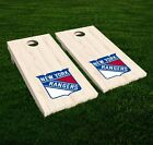 New York Rangers Cornhole Decal Vinyl NHL Hockey Car Wall Set of 2 GL95 $19.95 USD on eBay