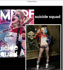 Harley Quinn Costume Halloween Suicide Squad Cosplay Outfit