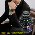32GB Waterproof HD 1080P Spy Watch Hidden DVR DV Video Night Vision Camera Cam