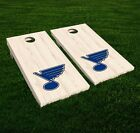 St. Louis Blues Cornhole Decal Vinyl NHL Hockey Car Wall Set of 2 GL112 $34.95 USD on eBay