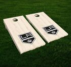 Los Angeles Kings Cornhole Decal Vinyl NHL Hockey Car Wall Set of 2 GL118 $34.95 USD on eBay