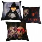 Lite-Up Halloween Pillow Spooky Decor Decoration Prop