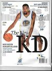 Sports Illustrated Kevin Duant No Label