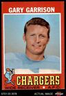 1971 Topps #172 Gary Garrison Chargers EX $1.8 USD on eBay
