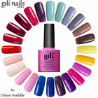 NEW GDI & CRYSTAL-G Nails Classic Soak Off UV/LED Gel Nail Polish UK SELLER