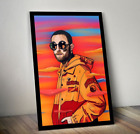 Mac Miller 1992-2018 Size Up To 24x36 Poster Without Frame