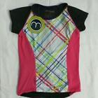 Moxie Cycling Young Miss Colorblock Athletic Jersey Kids NWT Pick Size