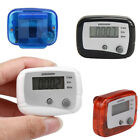 Внешний вид - LCD Pedometer Step Walking Jogging Calorie Counter Distance Fitness+ Belt Clip