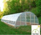 Greenhouse Plastic Cover Clear 6mil 4yr Poly Film 10-40 Widths x Various Lengths