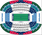 2 Dallas Cowboys vs Washington Redskins - Lower Level - 10 Rows From Field on eBay