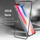 For Apple iPhone XS Max XR XS Accessory Tempered Glass Full Screen Protector