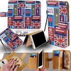 For Various Alcatel A series Phone - Leather Wallet Card Stand Flip Case Cover