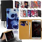 For Various UMi Smartphones - Leather Wallet Card Stand Flip Case Cover + Stylus