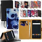 For Various BLU Life SmartPhones - Leather Wallet Card Stand Flip Case Cover
