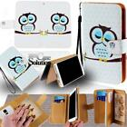 For Various Cubot Mobile Phones - Leather Wallet Card Stand Flip Case Cover+ Pen