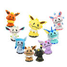 9X Pokemon Sun Moon Umbreon Jolteon Flareon Cosplay Mimikyu Stuffed Plush Doll
