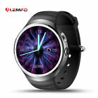 LEMFO LES1 Smartwatch Phone 3G WIFI 1/16GB GPS Kamera Pulsuhr For Android iPhone