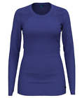 NEW Odlo Ceramiwool Light Crew Long-Sleeve Base Layer Top - Women's NWT XS