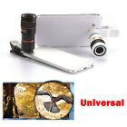 8 times mobile telescope w/ Lens Clip Fixed 8 times optical Zoom iphone Samsung