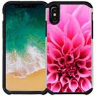 For iPhone XS I XS Max I XR 2018 Slim Hybrid Case Shockproof Phone Cover <br/> Vibrant Design I Printed in USA I Fast Shipping