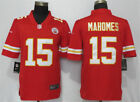 Patrick Mahomes Jersey Men's M-3XL Red and White stitched/embroidered