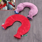 Neck Warmer Hot Water Bottle Bag Removable Cosy Fleece Cover Soothing Aching