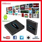 H96 Mini Android 7.1 Smart TV BOX 2GB 16GB S905W WIFI Quad Core 4K