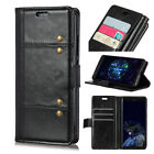 For LG G7 ThinQ Stylo 4 Q stylus Card Wallet Pouch Flip Stand Case Cover Shield