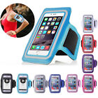 New Jogging Gym Armband Sports Running Arm Band Case Cover Bag For Samsung Phone